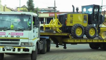 Roads Equipment Leasing Progamme is linking Production Zones to Smart…