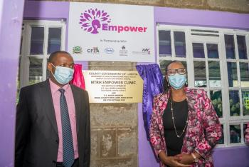 Laikipia welcomes Empower Project