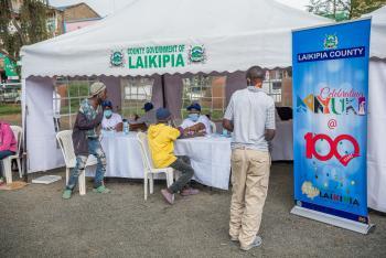 A Three-Day Medical Camp as Nanyuki Celebrates 100 Years