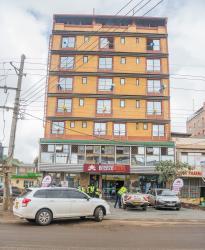 Nyahururu Town Invites New investment: Breeze Hotel