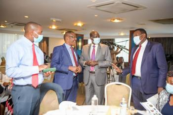 Laikipia Credit Rating Report Launch